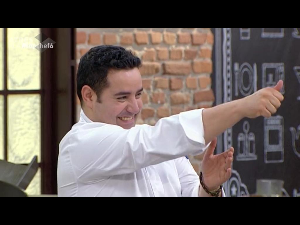 Top chef 1 6 un cent metro cuadrado de film transparente - Film para cocinar ...