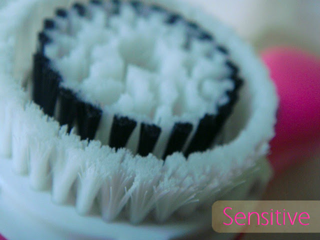Mia 2 Sensitive brush head