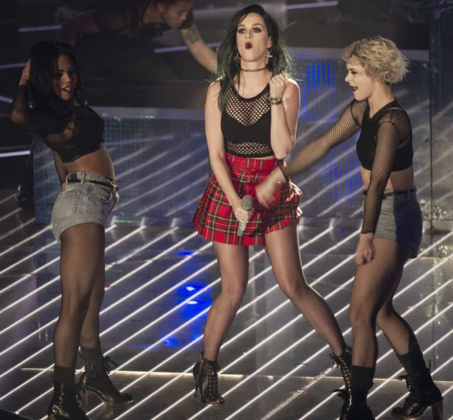 "Katy Perry en ""The Voice"" Alemania"