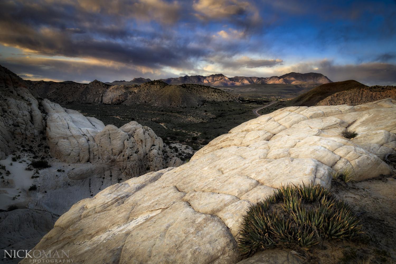 Landscape photography by Nick Oman Photography.