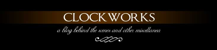 Clockworks: The Grace and Witherbloom Blog