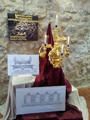 Exposicion de Arte Cofrade en Quintanar de la Orden,  Toledo