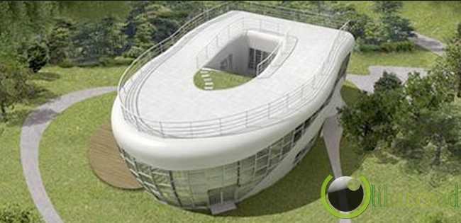 Rumah Toilet