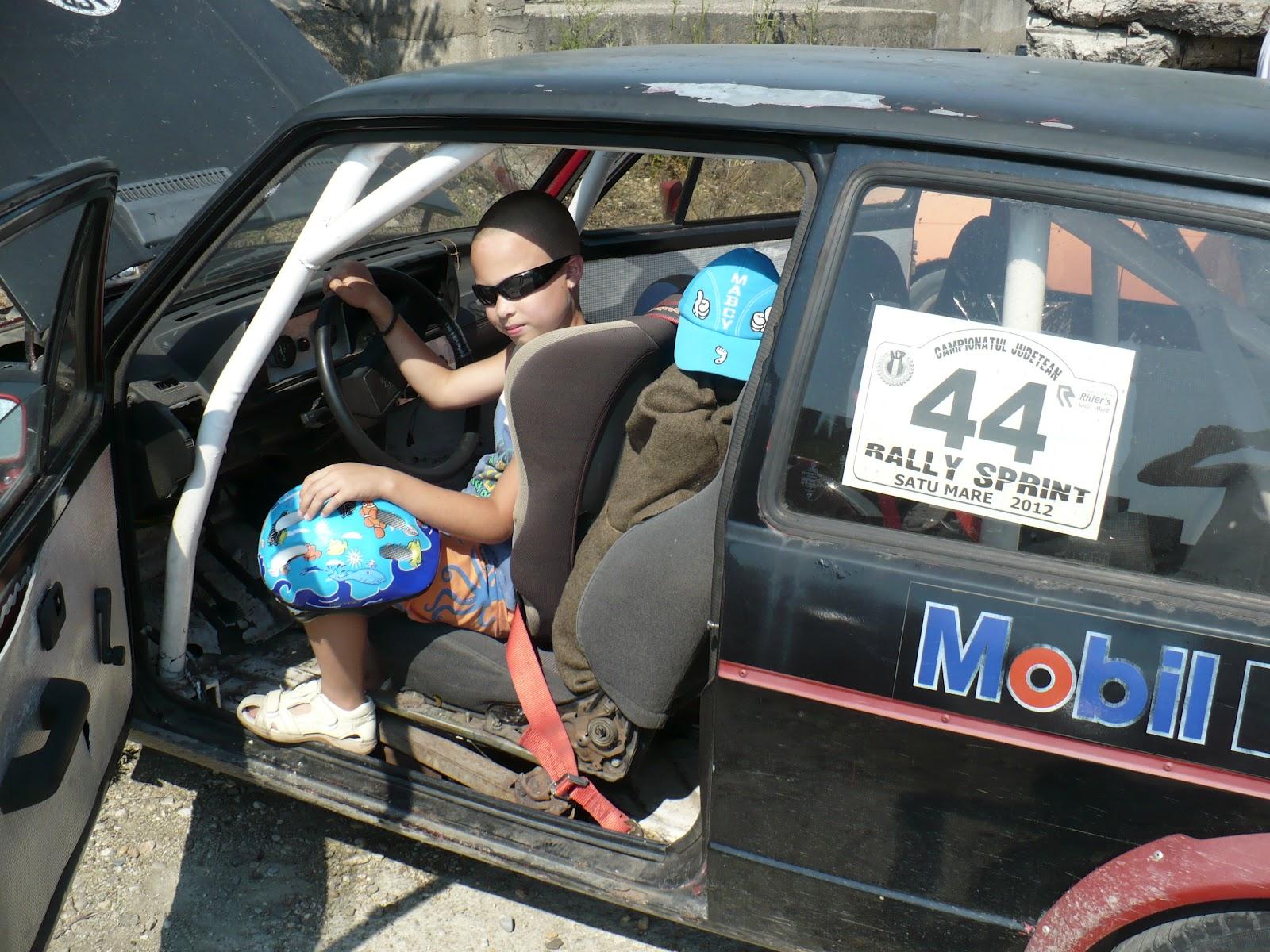 Rally   Sprint SM