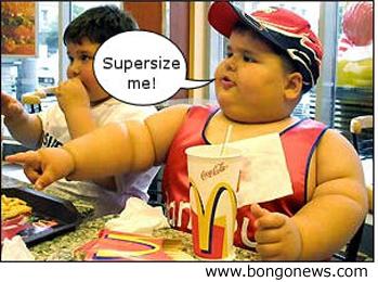 super size me essay summary