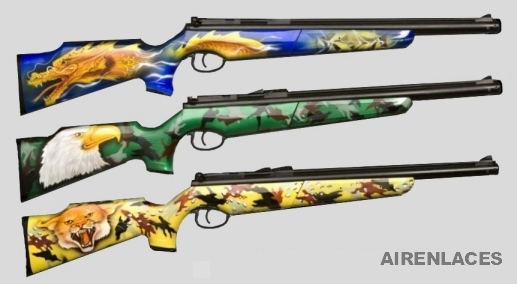 Camuflaje de Rifles de aire, Camouflage, Airgun Camo, Camuflar, Camuflajear