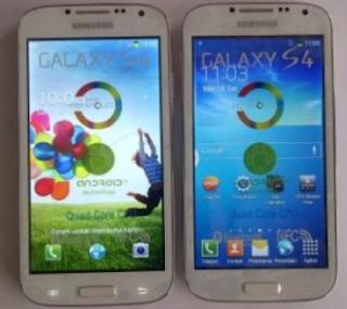 Kelebihan-kelebihan Samsung Galaxy S4 replika