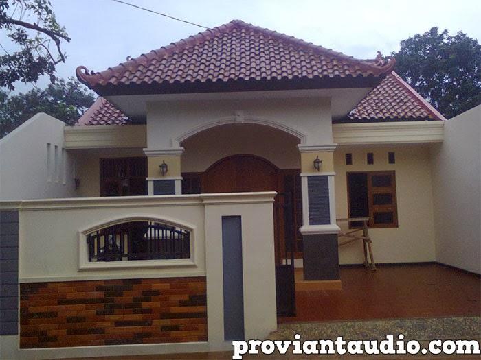 Rumah Klasik 1 Lantai & Inspirasi Rumah Klasik 1 Lantai