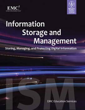 Information Storage And Management Book Contents Section Wise