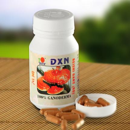 Βιολογικά συμπληρώματα διατροφής,Ganoderma Lucidum.