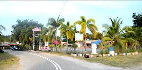 Jemputan Majlis Jamuan / Basikal Berhias Malaysiaraya Di Kampung Medan Jaya .
