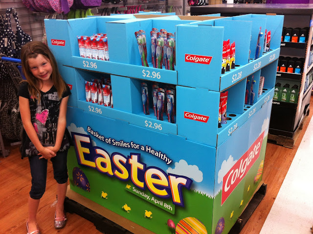 Oc mom blog basket of smiles for a healthy easter for Easter tattoos walmart