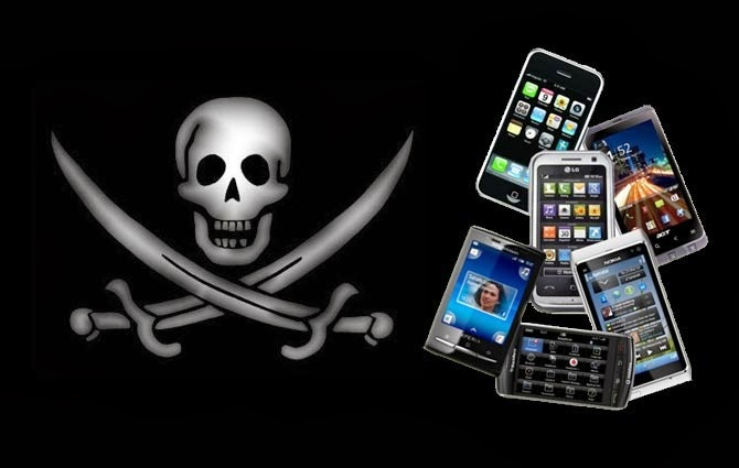 Novo sistema irá bloquear celulares e tablets piratas no Brasil