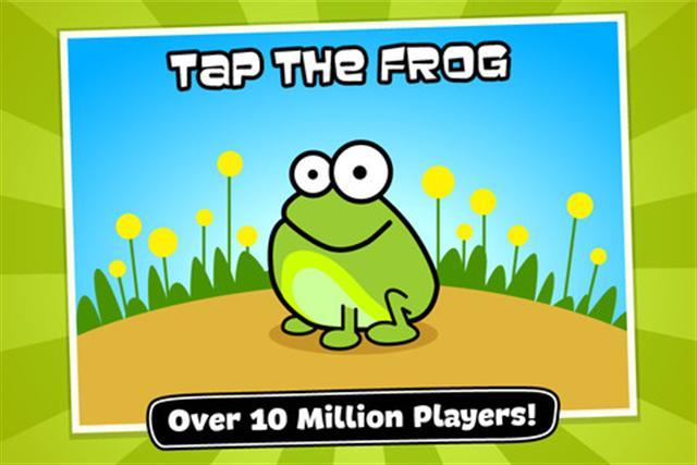 Kurbağaya Tıkla Oyunu