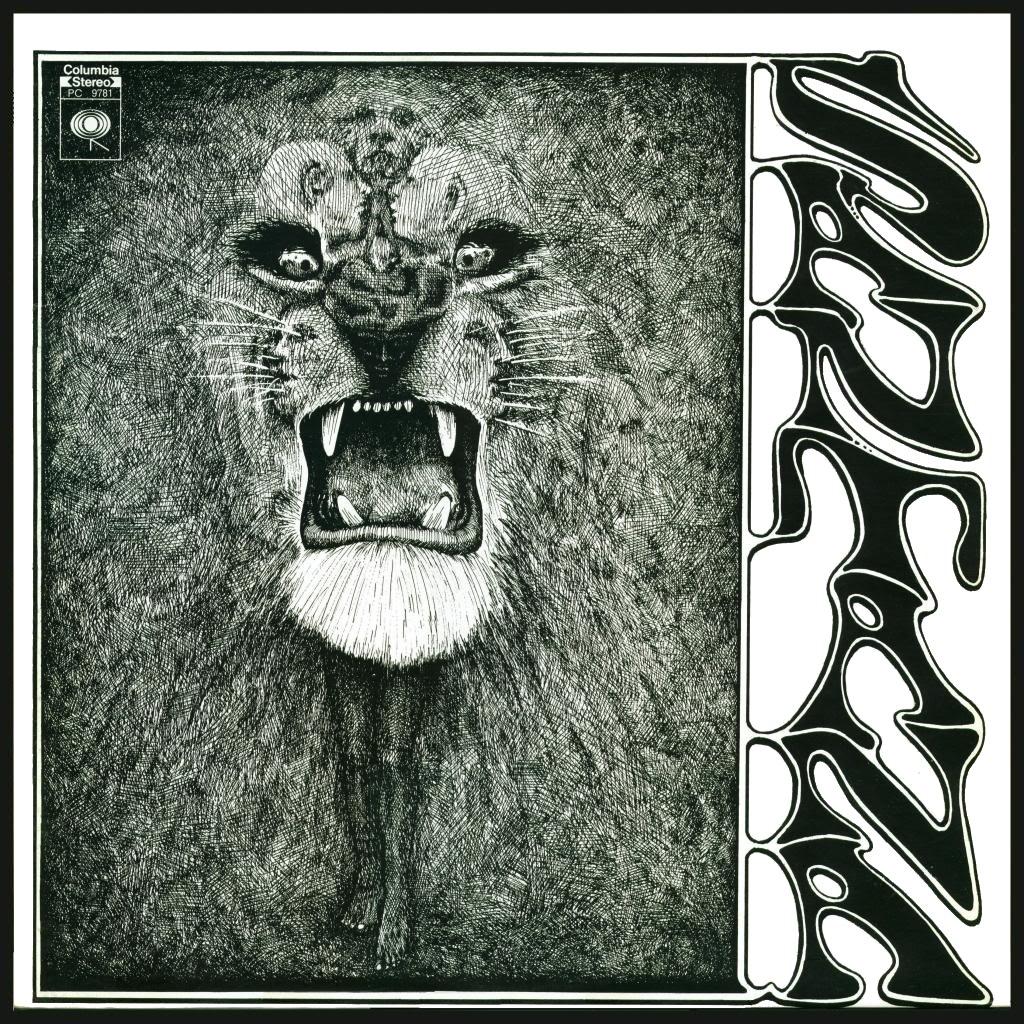 [Image: Santana+1969+album+cover.jpg]