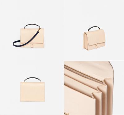 PB0110 AB 3 handbag natural