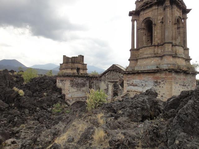 San Juan Parangaricutiro, Meksiko