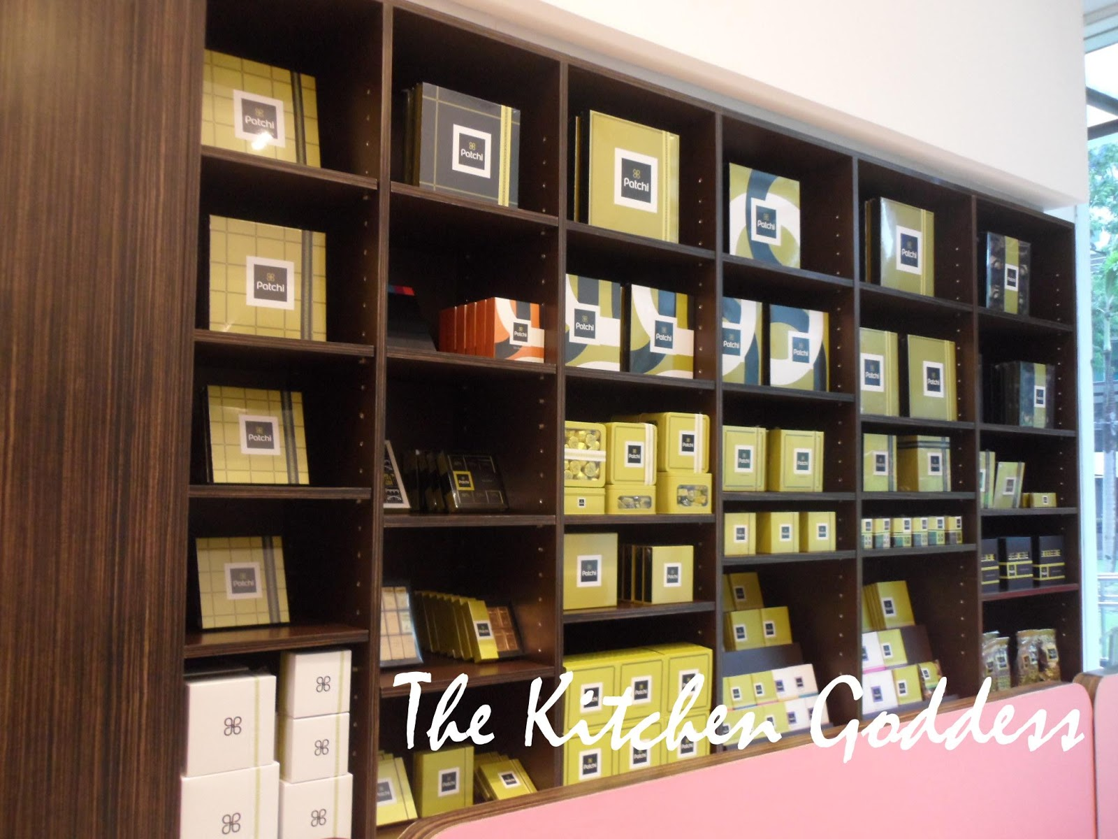 Patchi Chocolates ~ The Kitchen Goddess Files