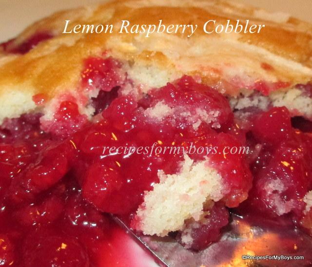 Raspberry Cobbler Recipes — Dishmaps