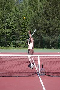 Tennisvalmennusta mielikuvaharjoituksena ja harjoitteina