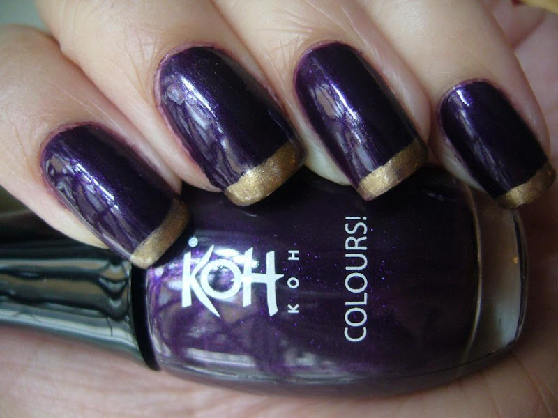 Koh Purple Rain Collection 2000 Aztec Gold