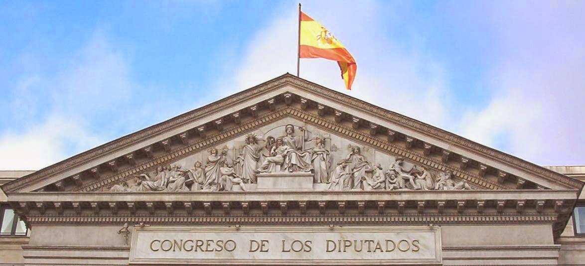 El Congreso de los Diputados, organo constitucional