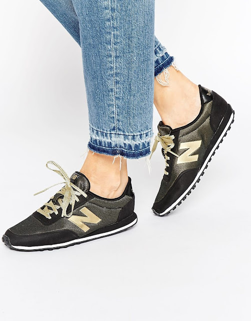 black gold new balance trainers, gold new balance trainers, new balance 410 gold,