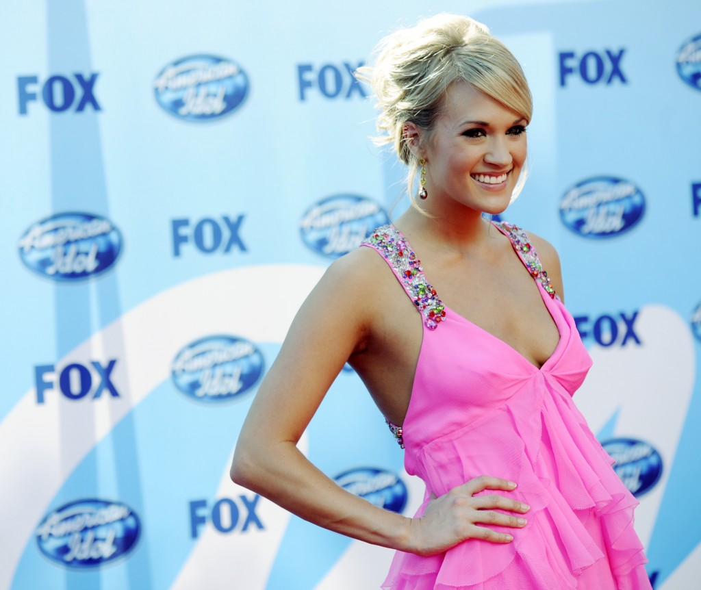 Carrie underwood nude pictures at