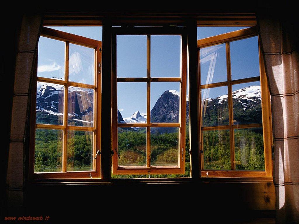 Scienziato preoccupato casa con cappotto finestre solari 1 - Finestre con pannelli solari ...