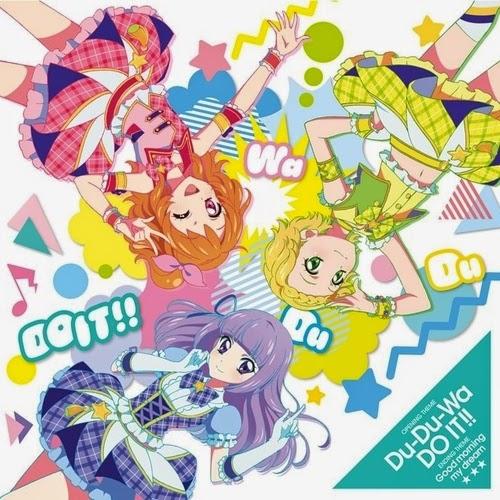 Aikatsu! Season 3 Opening and Ending Songs