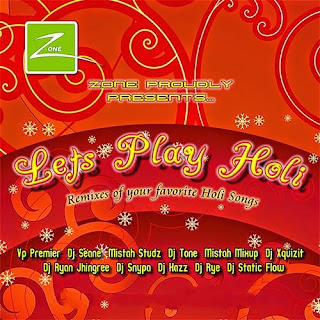 Let's Play Holi ( Best Holi Remixes ) VP Premier & Various Dj's