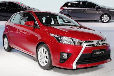 Mobil Keluaran 2014