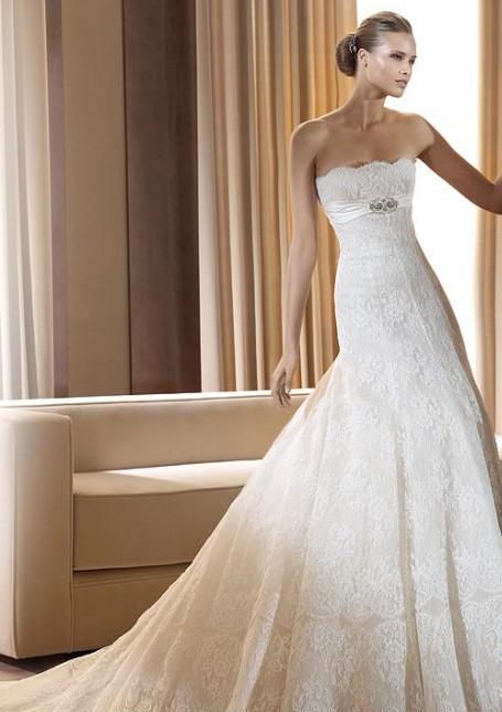 vera wang strapless wedding dresses ball gown cheap custom made bridal