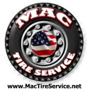 Tire company logo sample