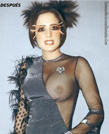 Betty Monroe Desnuda