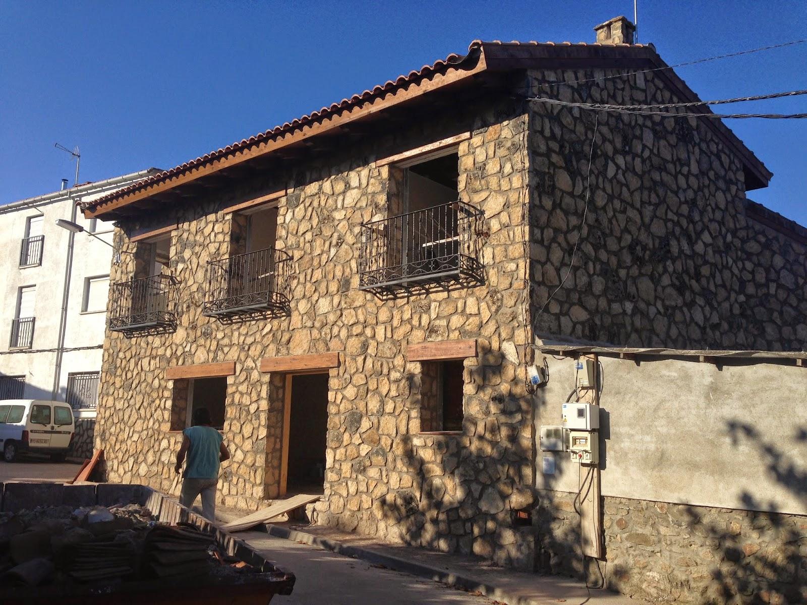 Rehabilitaci n de antigua cuadra para casa rural en - Rehabilitacion casas antiguas ...