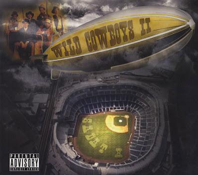 Sadat X – Wild Cowboys II (2010, CD, 320)