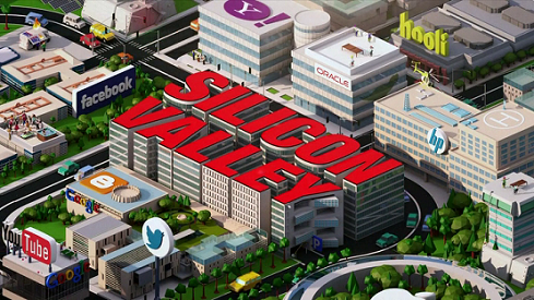 serie silicon valley hbo