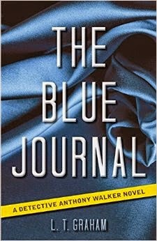 l.t. graham, lt graham, the blue journal, murder mystery
