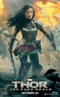 Thor: The Dark World Jaimie Alexander Sif