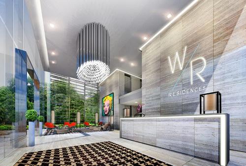 Interior Lobby Warhol