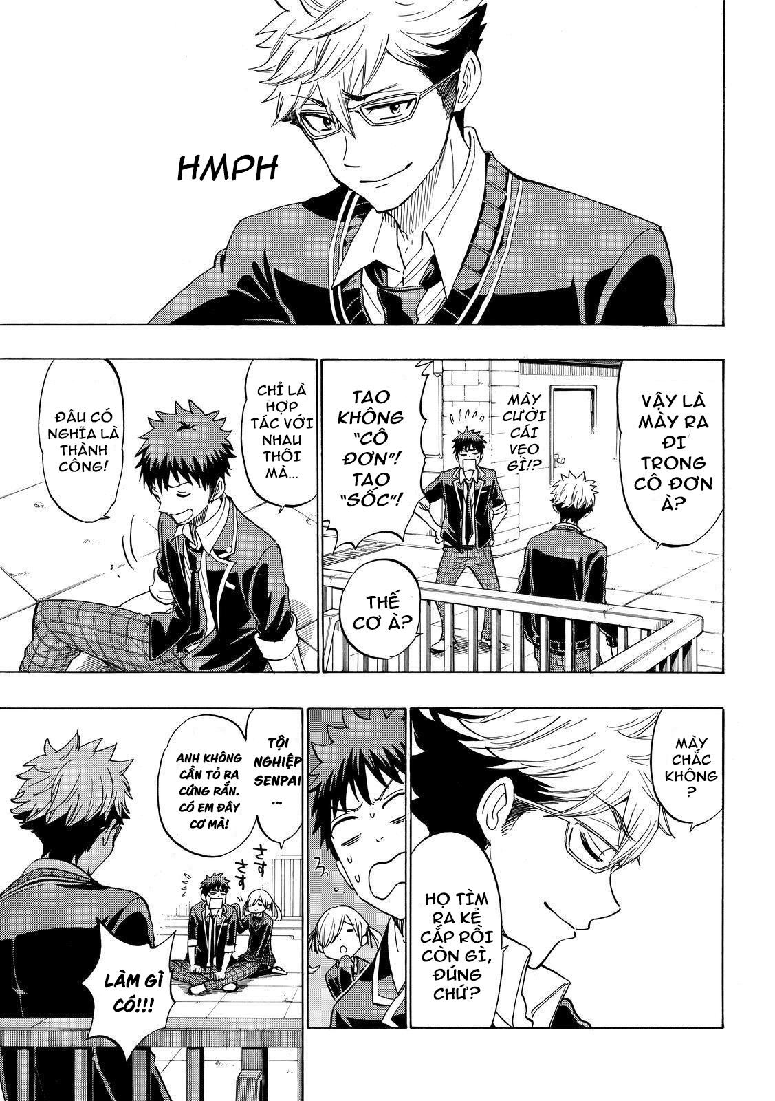 Yamada-kun to 7-nin no majo chap 176 page 14 - IZTruyenTranh.com