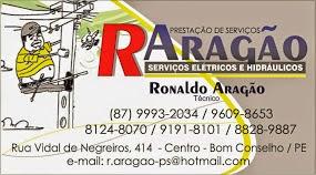 RONALDO ARAGÃO