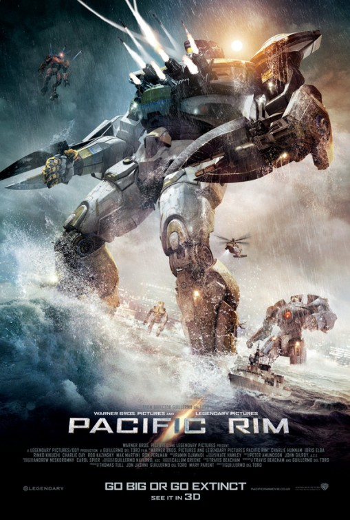 pacific rim 2017 movie poster - photo #7