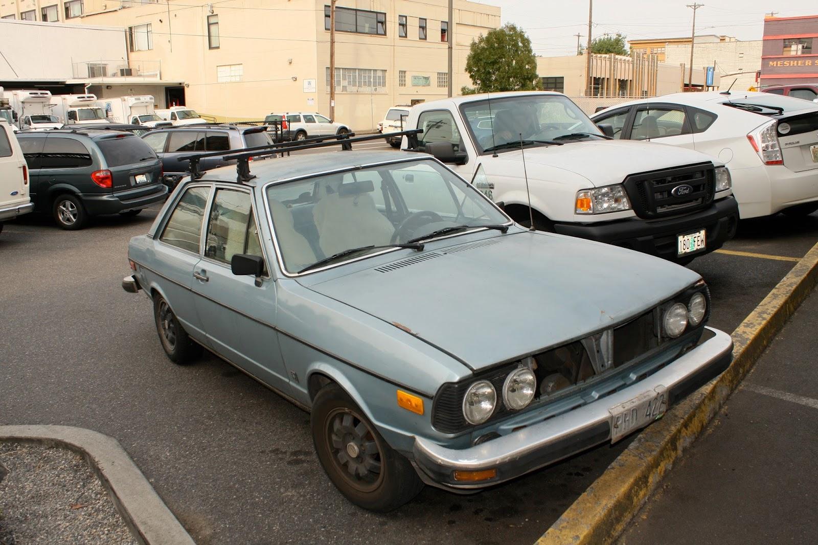 1978 Audi Fox