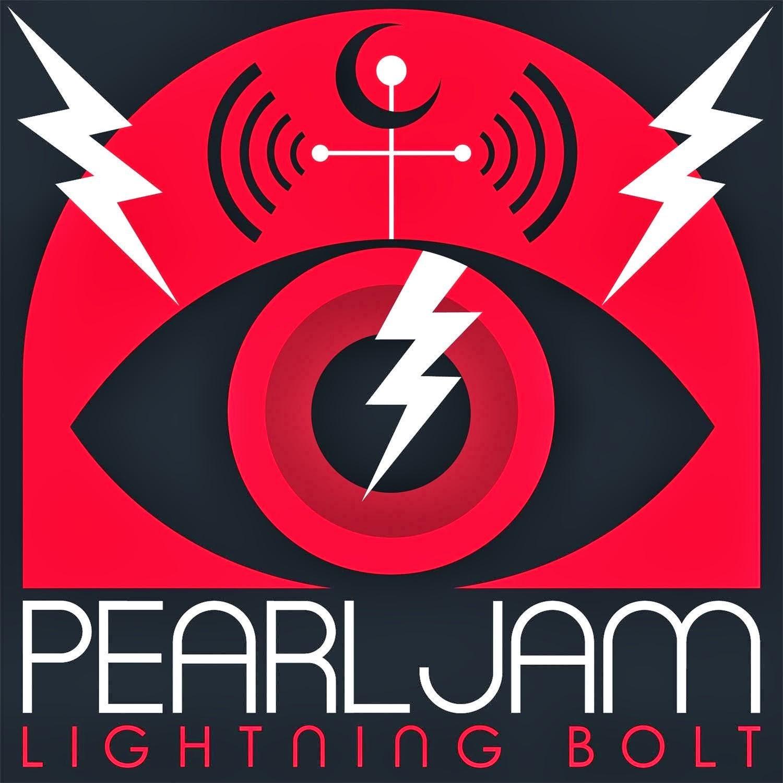 Pearl Jam Lightning Bolt 2013