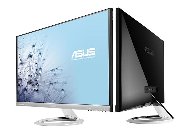 ASUS MX279H | MX239 AH-IPS Frameless Displays screenshot 1