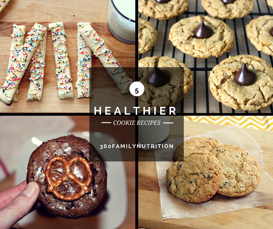 Nutritious cookie recipes