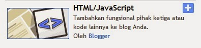 Cara Membuat Tombol Follow Blog Dan Dashboard Melayang
