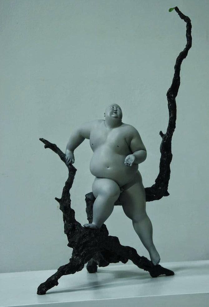 Breath-Taking Sculptures by Mu Boyan